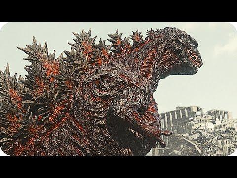 GODZILLA RESURGENCE US Trailer (2016) Shin Godzilla - YouTube