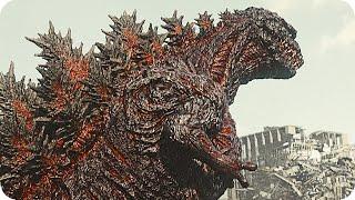 GODZILLA RESURGENCE US Trailer (2016) Shin Godzilla
