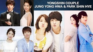 Video The Sweetest Couple Behind the Camera-Jung Yong Hwa and Park Shin Hye download MP3, 3GP, MP4, WEBM, AVI, FLV Maret 2018