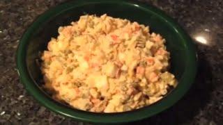 Recipe For Salat Olivier (olivye) - Russian Potato Salad