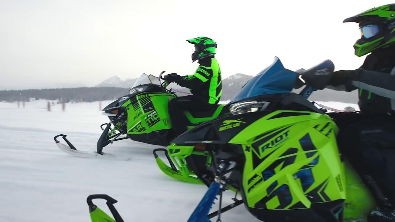 2020 arctic cat snowmobile lineup