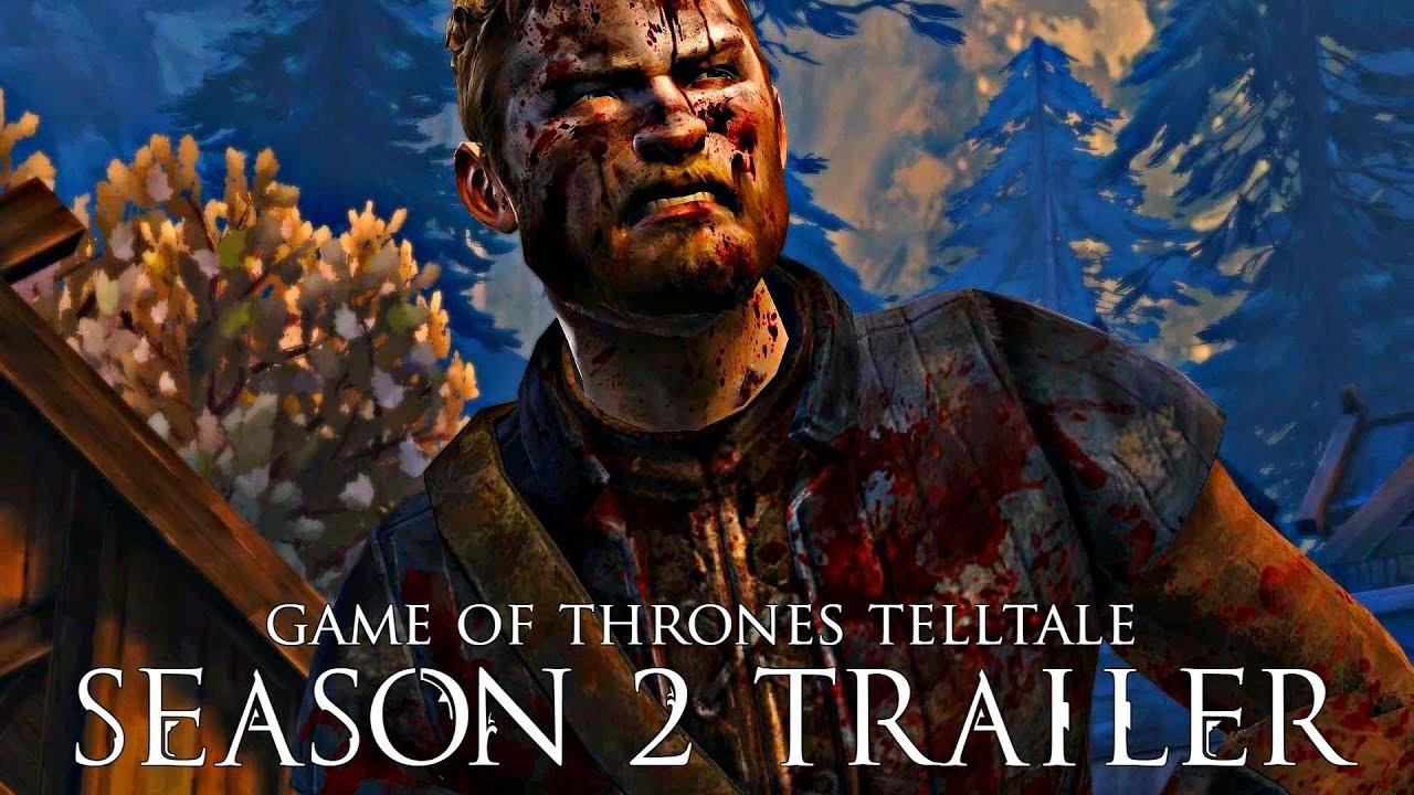 Telltale Game Of Thrones Season 2