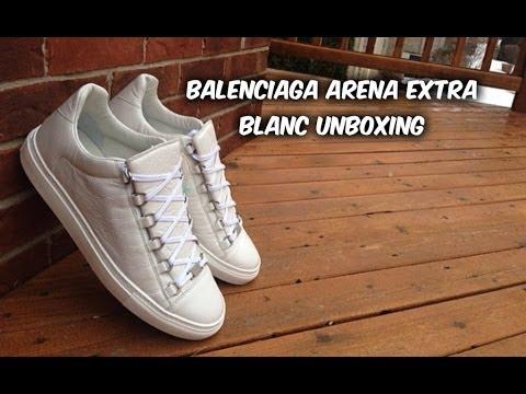 Balenciaga Basse Blanche