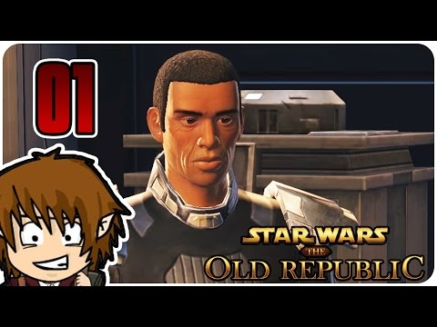 SWTOR: DER NEUE ADEPT! [Star Wars The Old Republic Deutsch Gameplay #01]