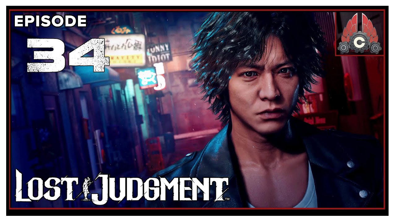 CohhCarnage Plays Lost Judgment (Thanks Ryu Ga Gotoku For The Key) - Episode 34