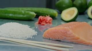 Как приготовить вкусные суши?