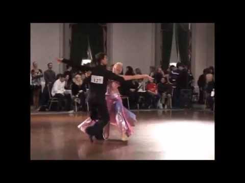 American Smooth Waltz | 2008 Canadian Champions | Egor Belashov & Maria Golovanevski