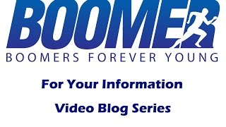 BOOMERS FYI Vlog Series ep.2 - What Does Boomer Barley Do? | Boomers Forever Young