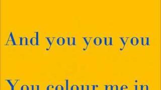 Colour Me In - Rea Garvey [Lyrics]