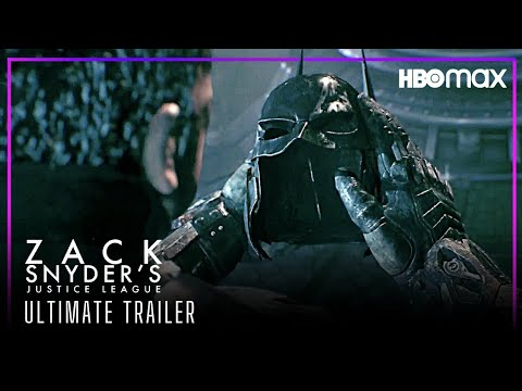 Download Justice League Snyder Cut (2021) Ultimate Trailer 1 | HBO Max