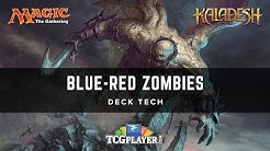 [MTG] Blue-Red Zombies | Deck Tech