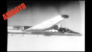 Early Lockheed U-2 TV Footage