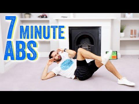 10-Minute Ab Blaster Workout