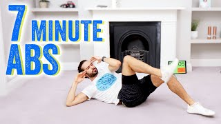 7 Minute Abs Blaster   The Body Coach TV