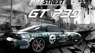Need For Speed  Pro Street GT 730
