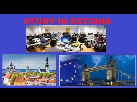 Study In Estonia 2017 || STUDY IN ESTONIA || STUDY VISA ESTONIA || STUDY VISA || STUDY VISA EUROPE