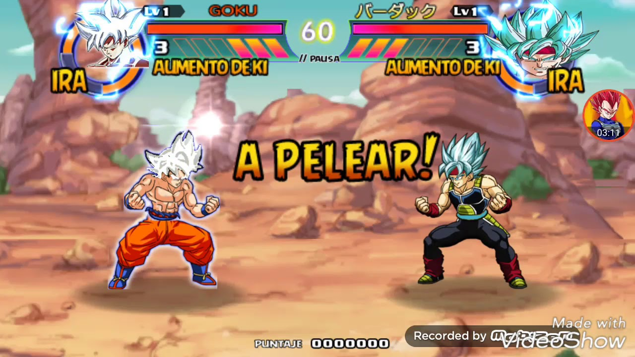 dragon ball z tap battle apk offline mod