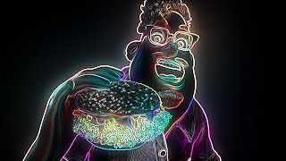 Grubhub Ad but It's Vocoded to Gangsta Paradise