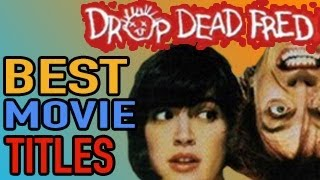 50 Best Movie Titles of All Time