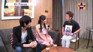 E+FOCUS with Yuki + Miki