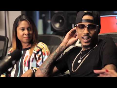 Angela Yee's Lip Service: Episode 1 - August Alsina (LSN Podcast Footage Throwback)