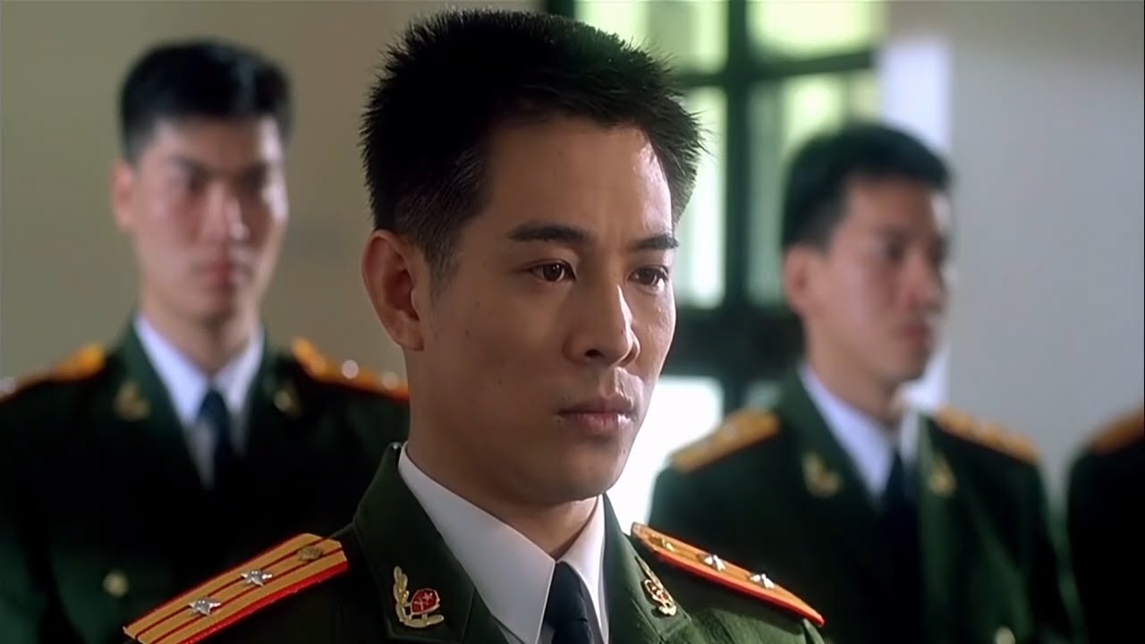 Download Jet Li was the bodyguard of the president!