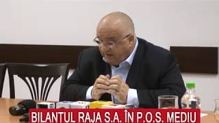 Bilantul SC RAJA SA in POS MEDIU - conferinta de presa Felix Stroe 27.11.2015