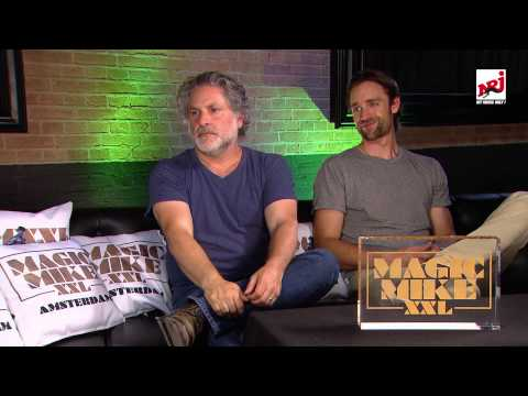 Interview Magic Mike XXL -  Gregory Jacobs  &  Reid Carolin