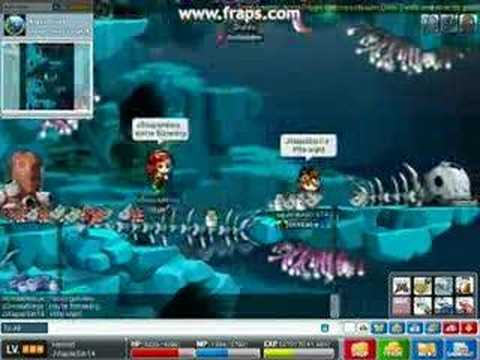how to get guild contribution maplestory