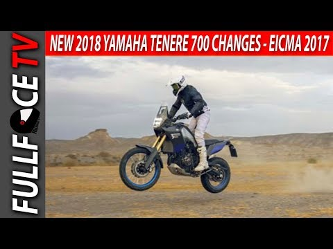 Yamaha Tenere  Release and Specs - EICMA