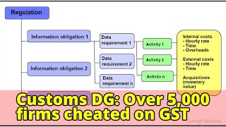 Customs DG: Over 5,000 firms cheated on GST