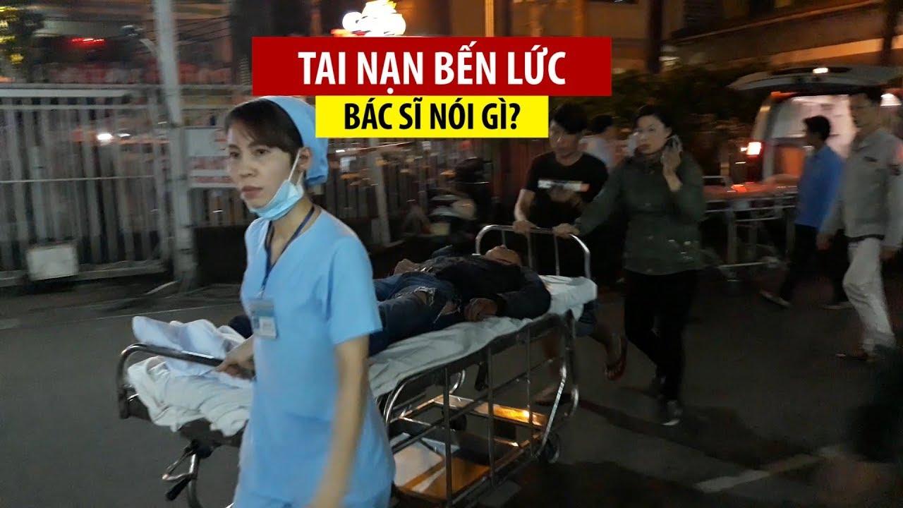 Bác sĩ Bệnh viện Chợ Rẫy nói về tai nạn thảm khốc ở Bến Lức