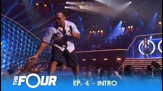 'The Four' Intro:  Legendary Producer 'TIMBALAND' Steps In For Sharaya J! | S2E4 | The Four