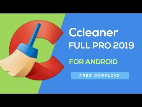 Ccleaner Full Professional Mod Pro Free For Android