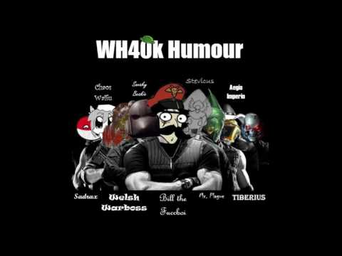 The WH 40K Humour Podcast - Episode 1: Pilot