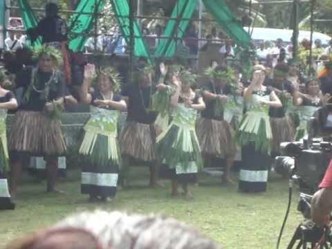 南太平洋大学 University of the South Pacific, Open day 10/Aug/2012. Kiribati 2