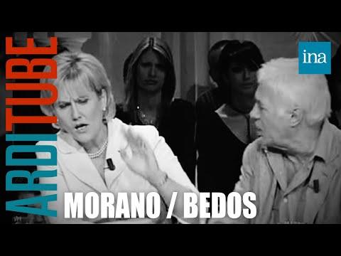Clash Nadine Morano, Guy Bedos chez Thierry Ardisson | Archive INA