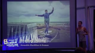 Stowable Slackline A-frames - Bradley Duling | UHF 2016