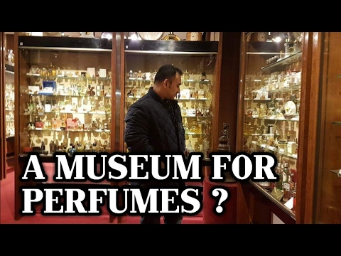 Perfume Museum in Spain | Fragrance Heaven