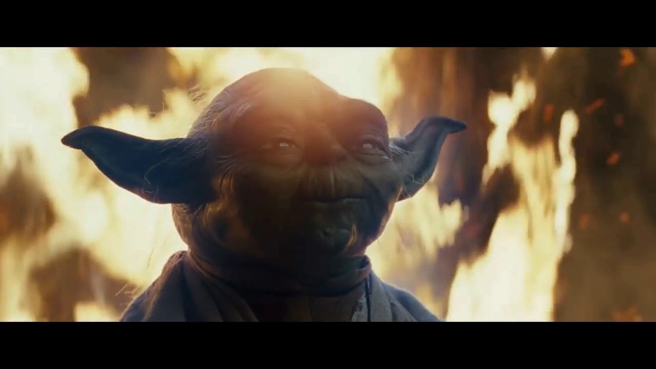 The Greatest Teacher Failure Is Yoda Youtube