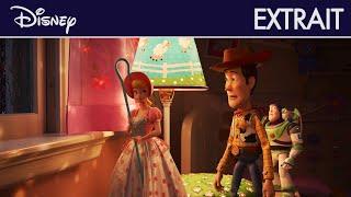 Toy Story 4 - Extrait : Opération remonte jouet ! | Disney