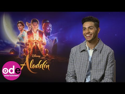 ALADDIN: Mena Massoud on dealing with fame and beatboxing with Will Smith!