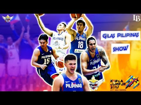 Gilas Pilipinas Top 10 Plays | SEA Games 2017