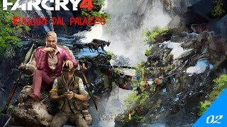 Walkthrough: Far Cry 4 - Ep 2 (Fuggire dal palazzo)