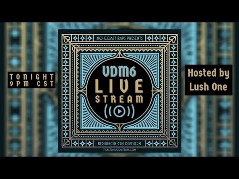 FREE VDM6 LIVE STREAM - No Coast Raps