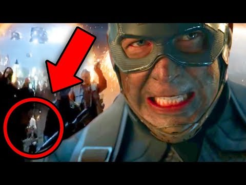 Avengers Endgame Final Battle Easter Eggs! PART 2 Breakdown & Analysis!
