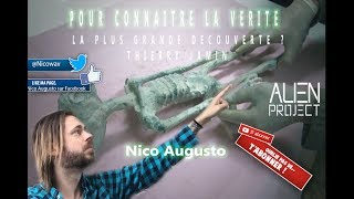 POUR CONNAITRE LA VERITE:Thierry Jamin & Alien Project