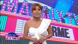 Magaly TV La Firme: Programa del 14 de febrero de 2019