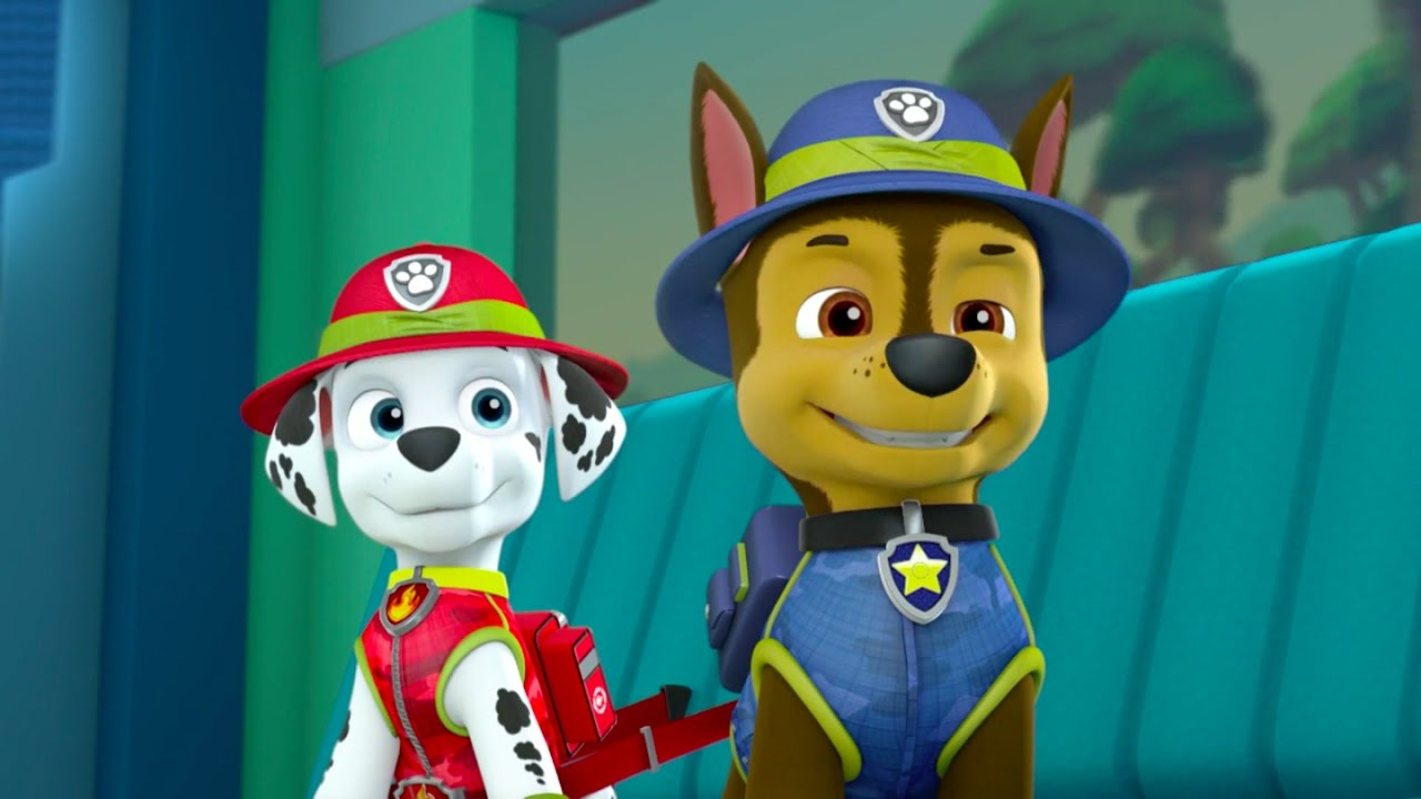 ♥ Animation Movies For Kids 2016 ♥ PUPS SAVE A FRIEND ♥ PUPS SAVE A GHOST ᴴᴰ✔