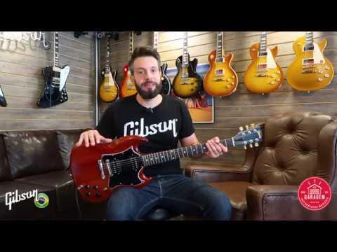 Gibson SG Faded 2018 (Worn Bourbon)